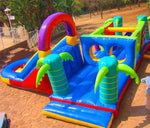 JUMPING CASTLE - ADVENTURE ISLAND