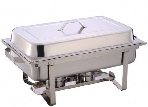 CHAFING DISHES WITH FUEL
