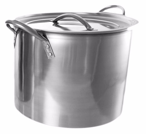 COOKING POT 30-39 LITRE