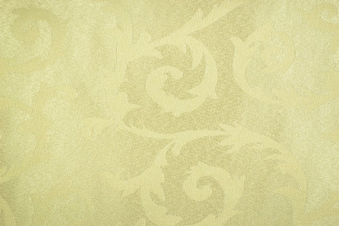 RECTANGULAR TABLECLOTHS CREAM SILK
