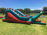 JUMPING CASTLE - CROCODILE