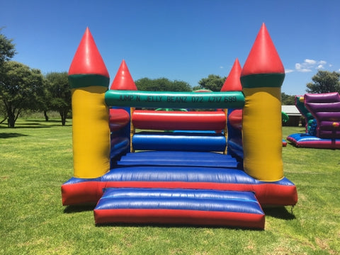 JUMPING CASTLE - 3.75M