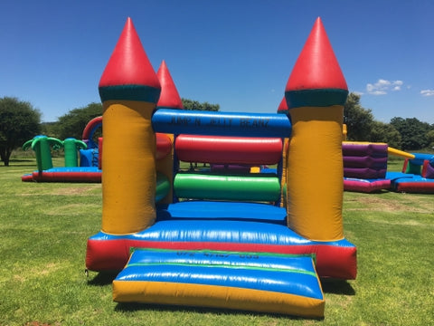 JUMPING CASTLE - 3X3M