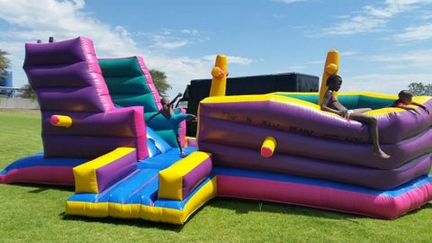 JUMPING CASTLE - PIRATE SHIP