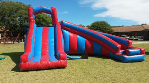 JUMPING CASTLE - SUPER TUBE SLIDE