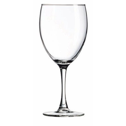 WHITE WINE GLASS BALOON