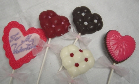 Valentine's Day Lollipop