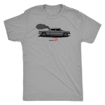 GMC Diesel Rollin' Coal Mens Triblend