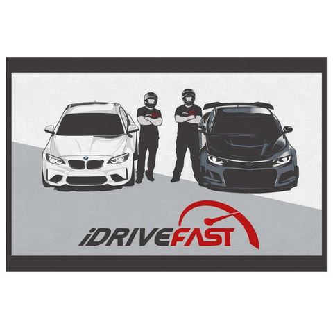 iDriveFast Founders Canvas