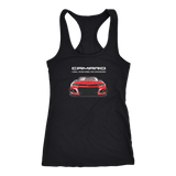 CAMARO VICIOUS ANIMAL Women's Racerback