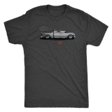 Dodge Diesel Rollin' Coal Mens Triblend