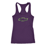 CHEVY Women's Racerback