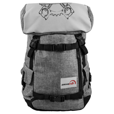 iDRIVEFAST Pistons Backpack