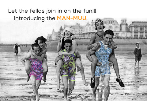 April Fool's Day Man Muu Image