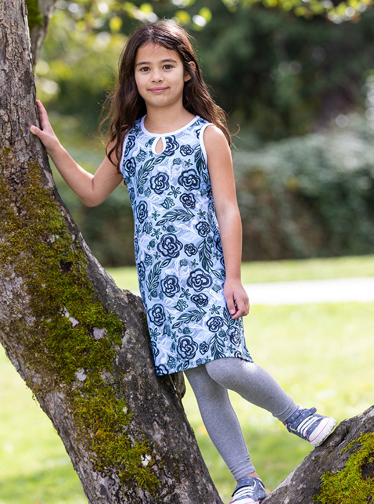 Daydream Mini-Muu play dress, kids dress, running dress, party dress.