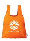 Branded Nuu-Muu Tote bag fully open