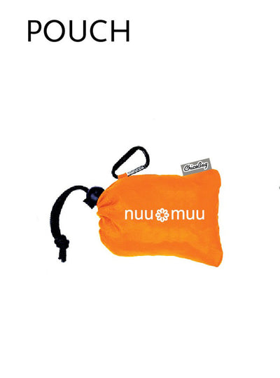 Branded Nuu-Muu Tote bag in pouch