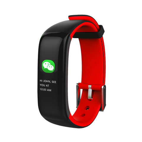 Smart Band 0.96 Inch Color Screen Blood Pressure Monitor H1 Smart Bracelet Heart Rate Monitor for xiaomi iPhone phone