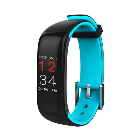 Image of Smart Band 0.96 Inch Color Screen Blood Pressure Monitor H1 Smart Bracelet Heart Rate Monitor for xiaomi iPhone phone