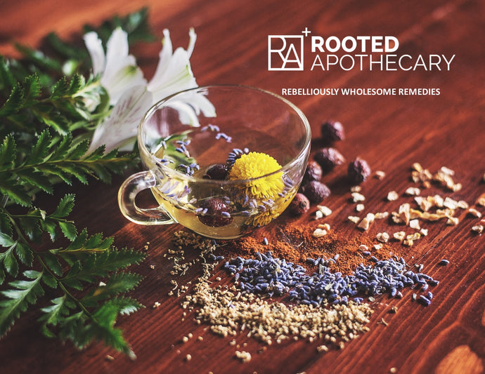 Why We Started Rooted Apothecary