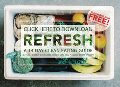 14 Day Clean Eating Guide