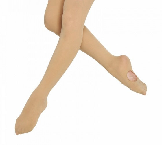 Dance Tights (Pk of 1) - Dark Tan