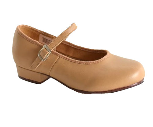 Tap Shoes (Tan)