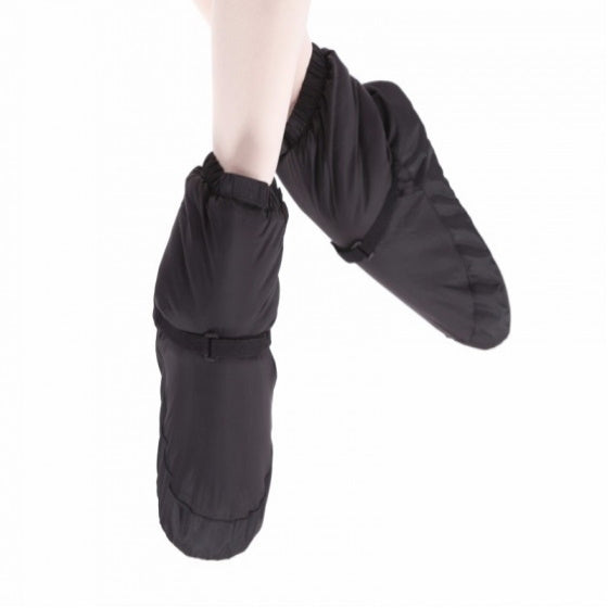 Warm up Booties - Black