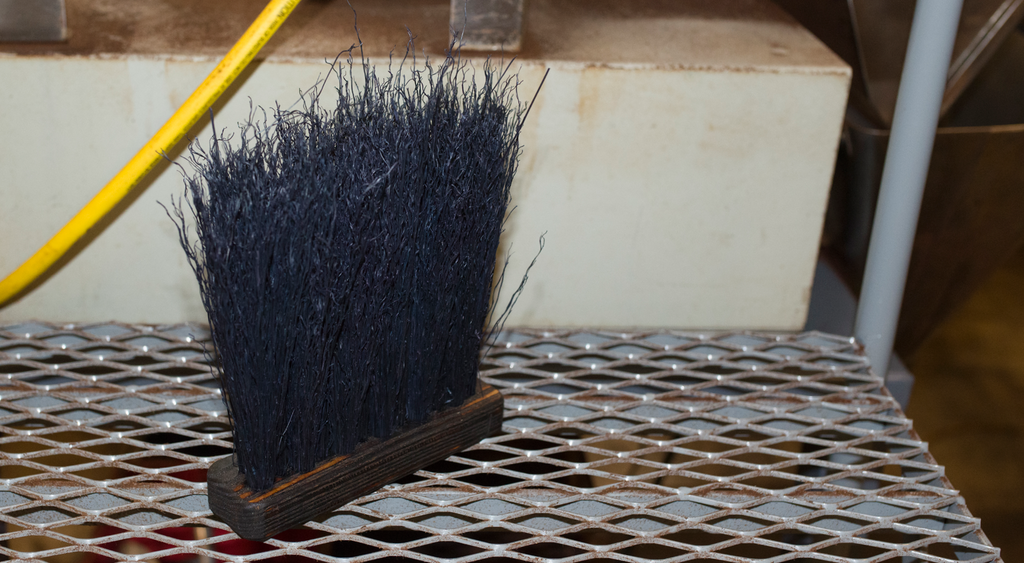 Strip Brush / Black Broomcorn
