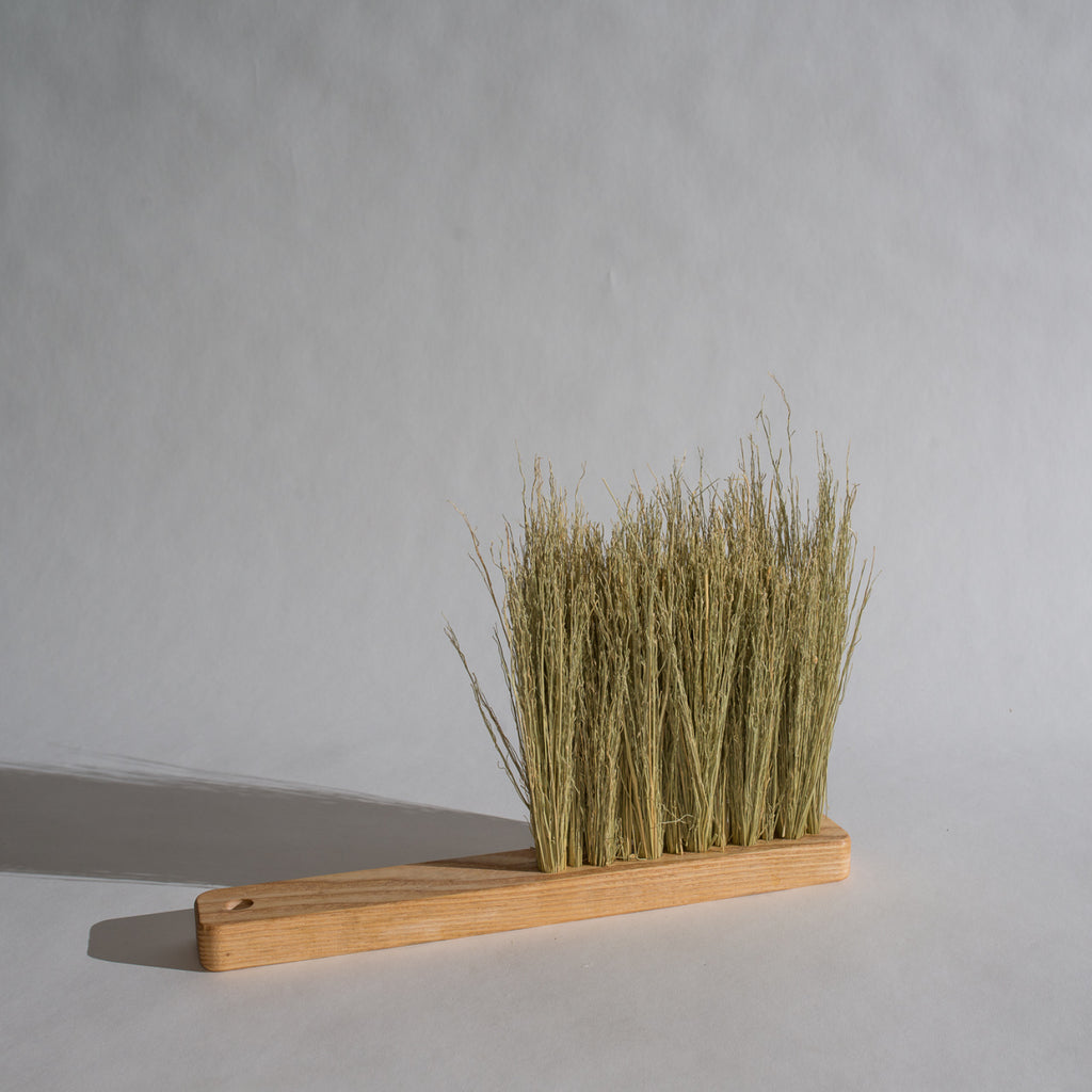 Counter Brush / Natural Broomcorn