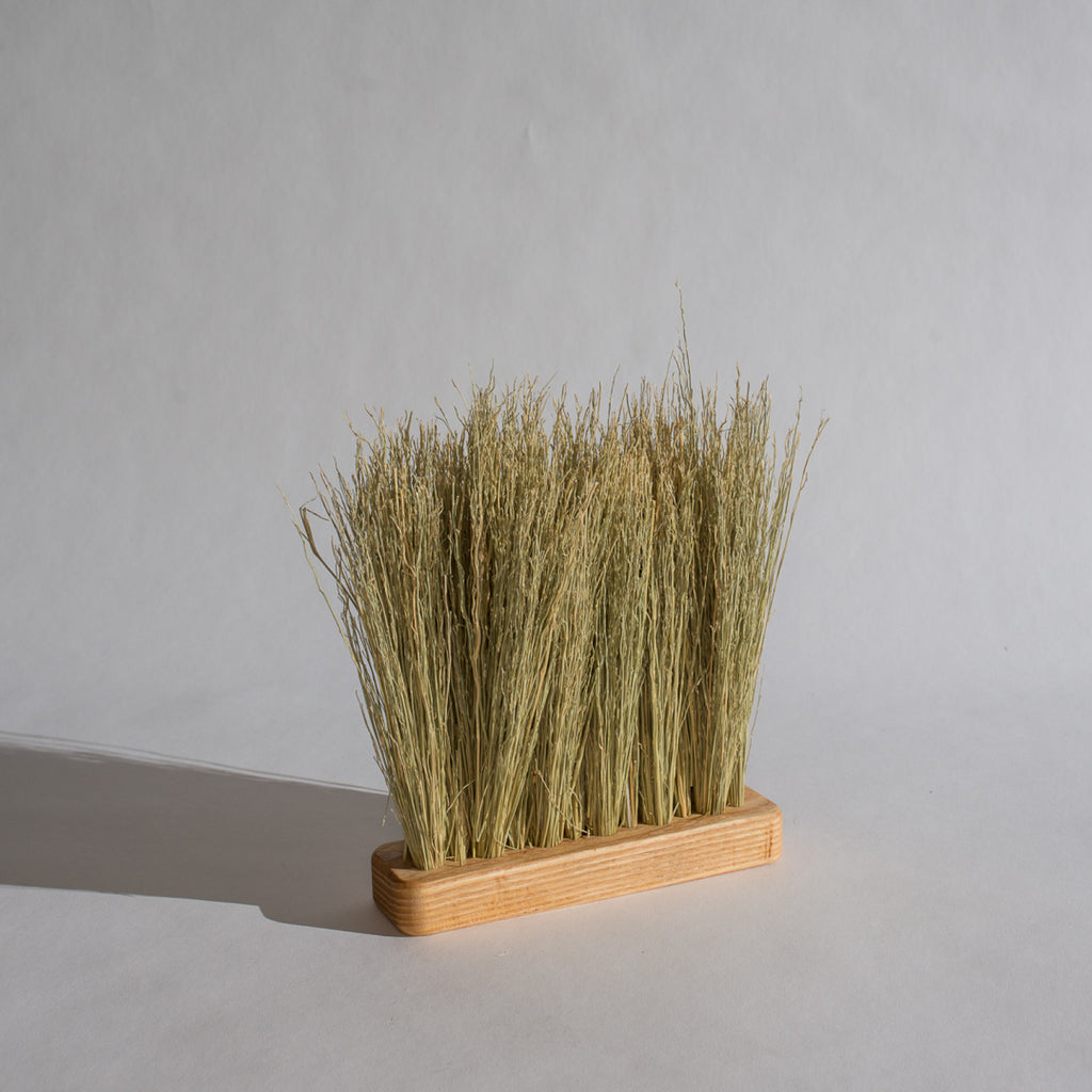 Strip Brush / Natural Broomcorn