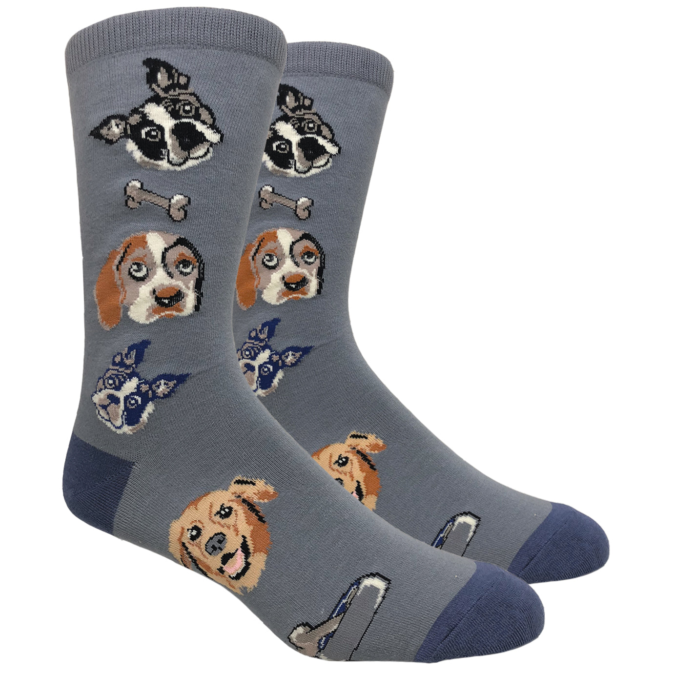 Dog Lovers (Grey)