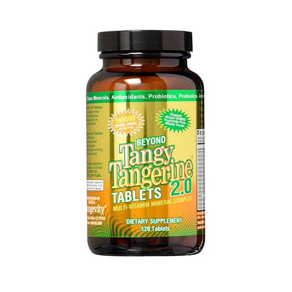Beyond Tangy Tangerine 2.0 Tablets 2.0 Tablets - 120 Tablets