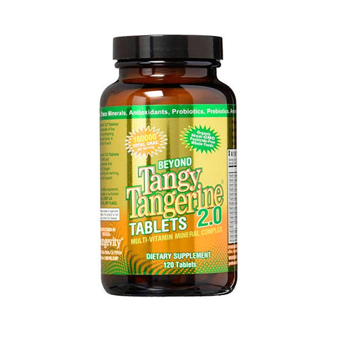 Beyond Tangy Tangerine 2.0 Tablets - 120 Tablets
