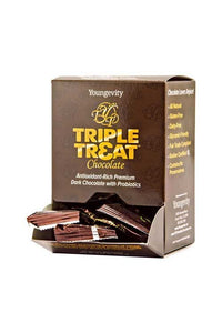 Triple Treat™Chocolate - 20 count box