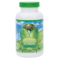 Ultimate D-Stress™- 120 capsules
