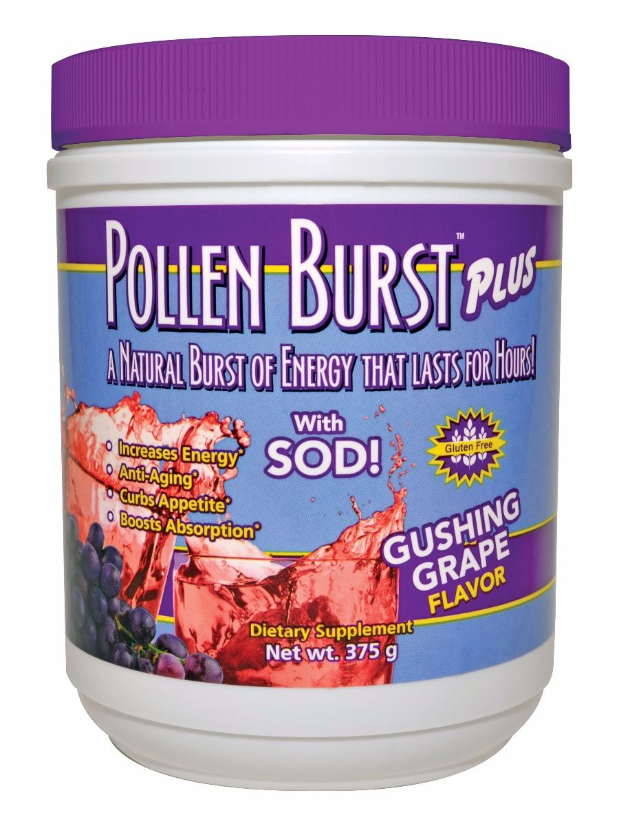 Pollen Burst™Plus - Gushing Grape 375g