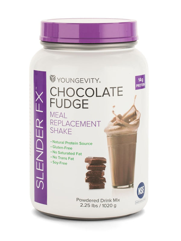 Slender Fx™Meal Replacement Shake - Chocolate Fudge
