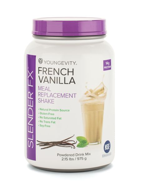 Slender Fx™Meal Replacement Shake - French Vanilla