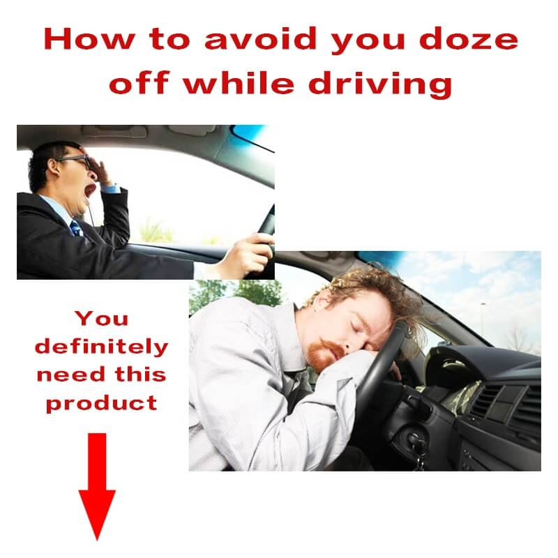 anti sleep device for drivers