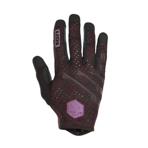 Scrub Amp Bicycle Gloves Pink Isover back hand
