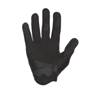 Seek Amp Bicycle Gloves Black palm