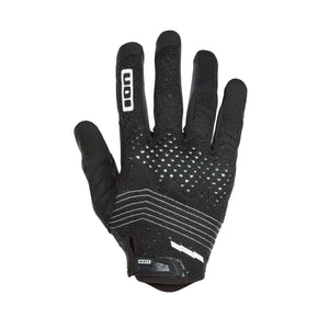 Seek Amp Bicycle Gloves Black back hand