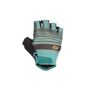 Paze bicycle gloves Sea Green back hand