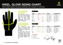 Load image into Gallery viewer, HIRZL LIGHT SHORT FINGER BICYCLE GLOVES