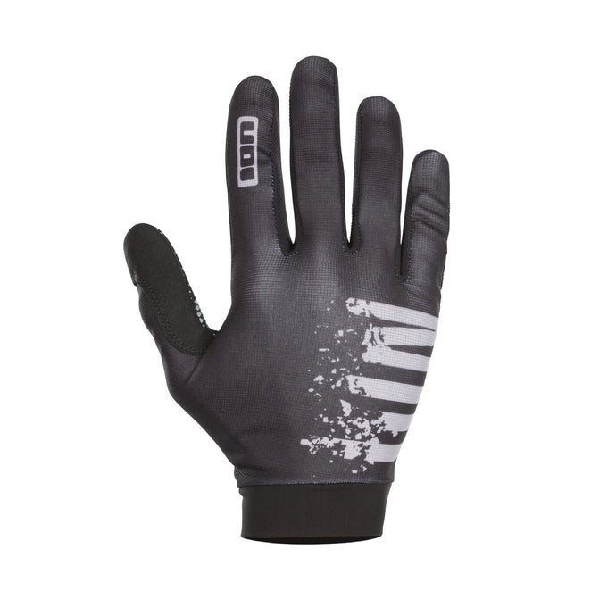 SCRUB BICYCLE GLOVES BLACK BACK HAND