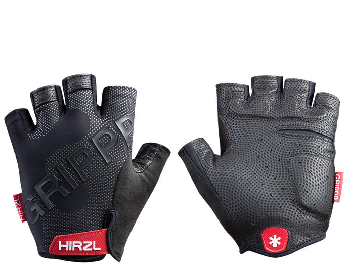 HIRZL SHORT FINGER GRIPPP TOUR BICYCLE GLOVES