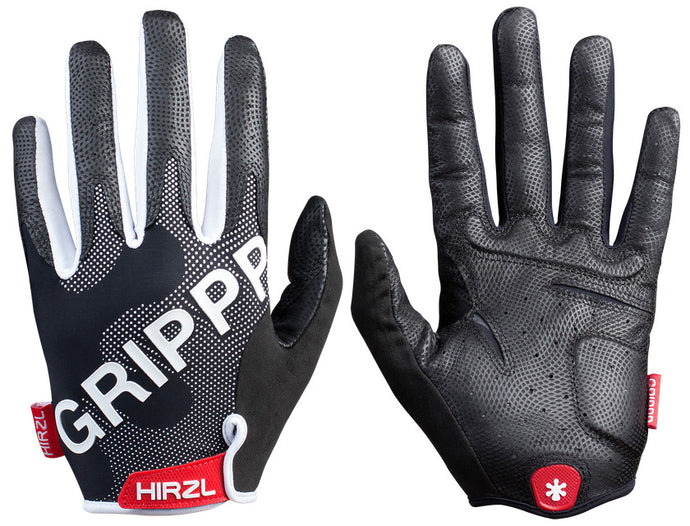 HIRZL FULL FINGER GRIPPP TOUR BICYCLE GLOVES