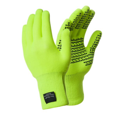 TOUCHFIT GLOVES HI-VIS YELLOW