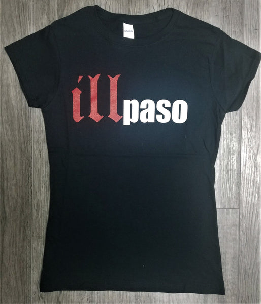 """illmatic Tribute"" Women's T-Shirt (Black) by illpaso"